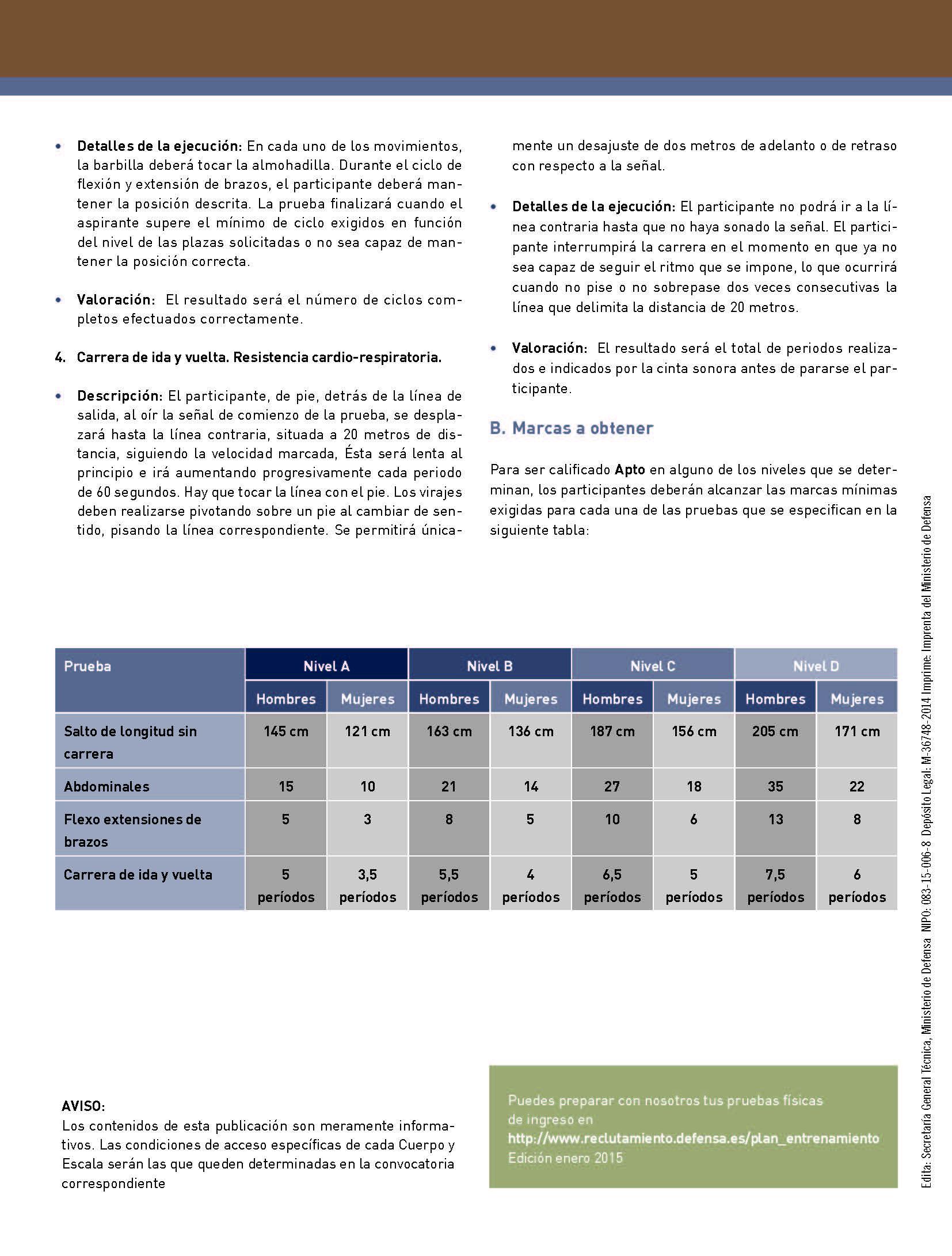 TROPA Y MARINERÍA | sermilitar.com - Acceso a Escalas de Oficiales ...