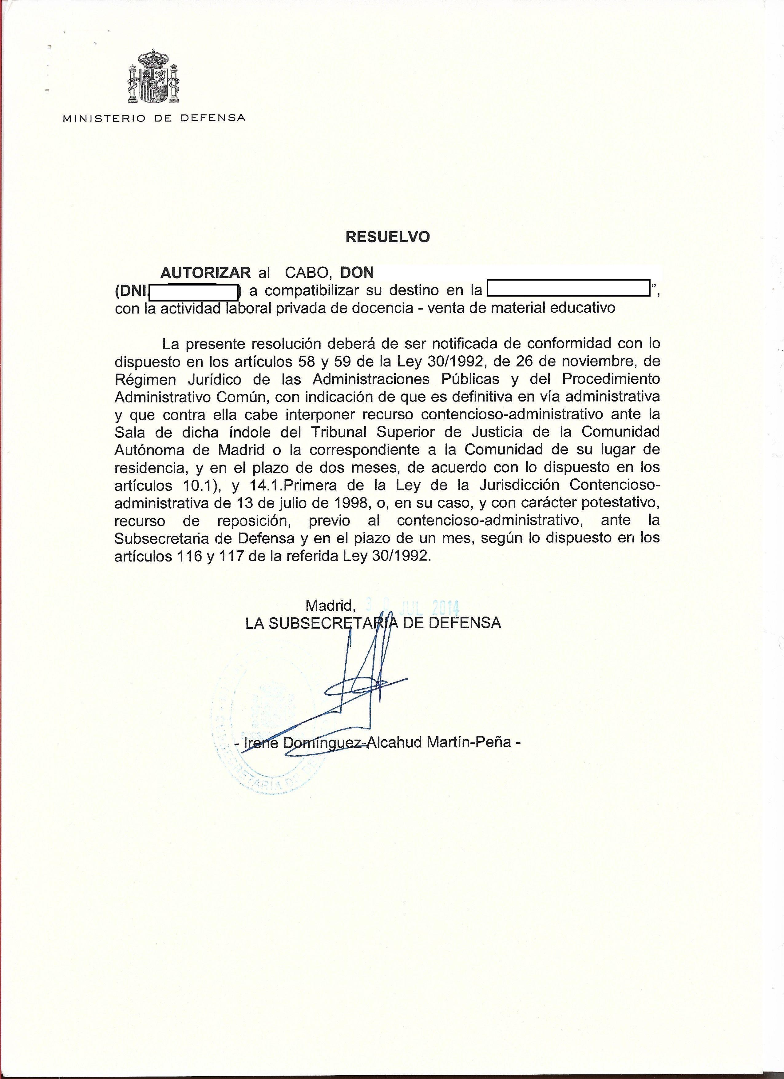 MILCOM / TROPA PERMANENTE   sermilitar.com - Acceso a Escalas de ...